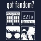 Got Fandom? by rancyd