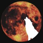 Howl at the moon by monsterplanet