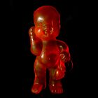 Dark Red baby by Bastide Julien