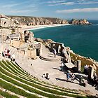 Minack Theatre by Rob Hawkins