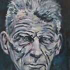 SAMUEL BECKETT by David Seavers