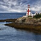 East Quaddy Headlight by Kathy Weaver