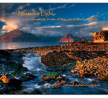 Northern light, Landscapes of the Isle of Skye. BOOK. by photosecosse /barbara jones