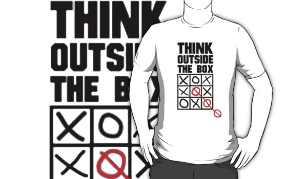 Think Outside by Blubb