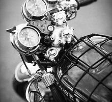 Vintage Honda by Bryon Zammit