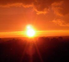 Ottawa Sunset by Shulie1