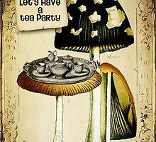 Tea Party by Debbie-Anne Parent