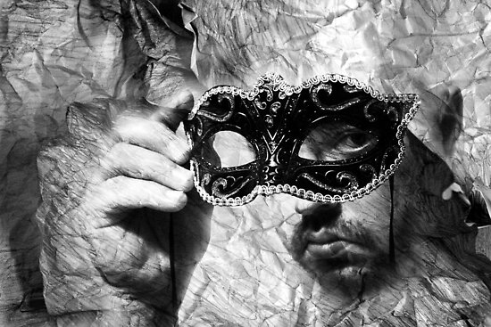 Paper Mask by SquarePeg