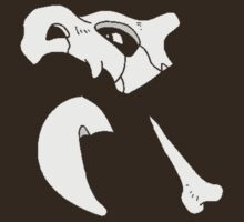 Cubone - Simple by OffendTheLocals