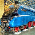 The Mallard 4468 - HDR by Colin J Williams Photography