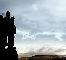 Commando Monument by simpsonvisuals