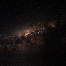 Milky Way by Andrew Dickman