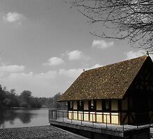 The Cottage at Blenheim Palace grounds by Aditya Sikaria