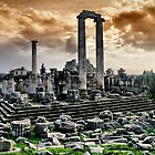 Apollon Temple, Didim by Murat A CICEK