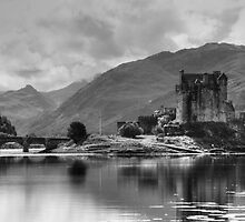 Scotland 's castle by doraartem