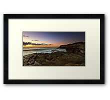 Ravaged by Time Framed Print