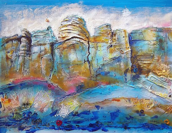History Rocks by Eddy Aigbe