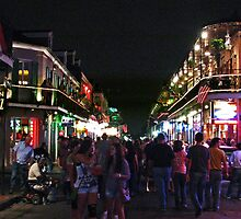 Living it up in the Big Easy - New Orleans by michael6076