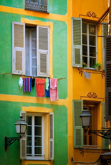 French Windows #1 by Inge Johnsson
