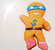 Super Gingerman! by Nat Herraman