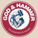 God & Hammer by Jonah Block