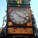 Chester Clock Tower by Laura Jane Robinson