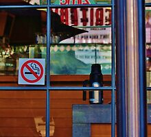 No Smoking by Stephen Burke