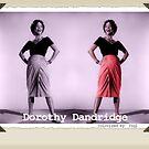 Dorothy Dandridge - Restored by yogirajj