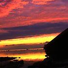 Sunset by tutulele