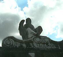 Tomb Statue by Jennifer  Causley
