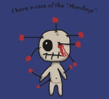 The Mondays by reddesilets