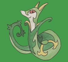 Serperior by Derek Wheatley by eevilmurray