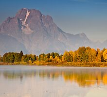 Oxbow Bend, Grand Teton National Park by Ryan Wright