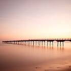 Pier sunrise by PaulBradley