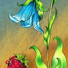 Strawberry Feilds Forever by Patricia Anne McCarty-Tamayo