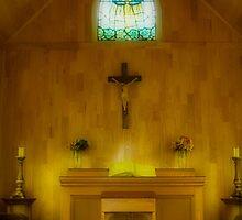 In The Chapel by Pamela Shane