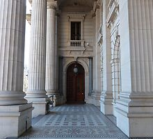 Victorian State Parliament, Melbourne by DashTravels
