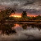River Light by Bob Larson