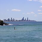 The Gold Coast by aussiebushstick