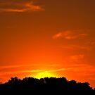 Townsend Sunset by Glenn Cecero