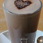 Love coffee by Roxy J