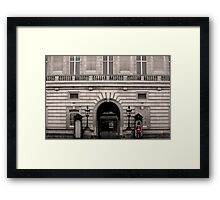 Attention seeker Framed Print