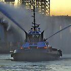 Fireboat by venny