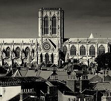 York Minster by Paul A White