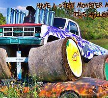 Monster Mashup by James Brotherton