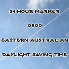 Marker only - Daylight Saving Time by Trish Meyer
