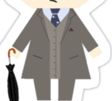Mycroft Sticker