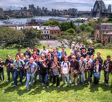 4th Annual Scott Kelby Photowalk Saturday 1st October 2011 Sydney The Rocks by Philip Johnson