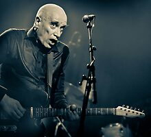 Wilko Johnson by geoff curtis