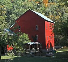 Rockbridge Mill by Victoria Mings